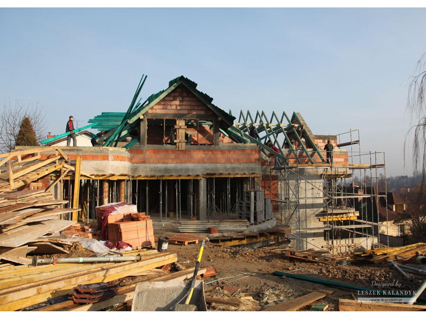 Projekt domu LK&581