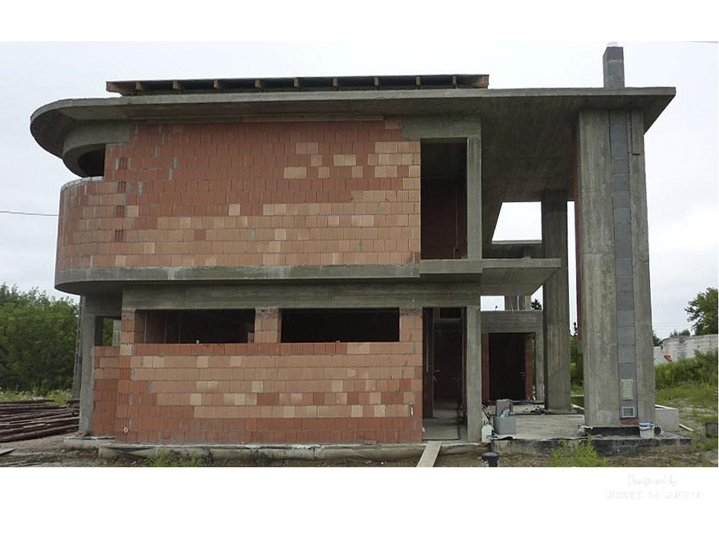 Projekt domu LK&803