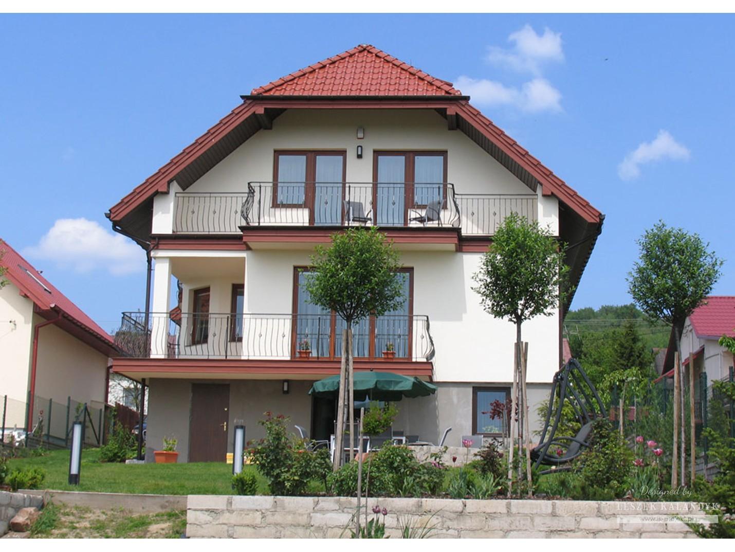 Projekt domu LK&310