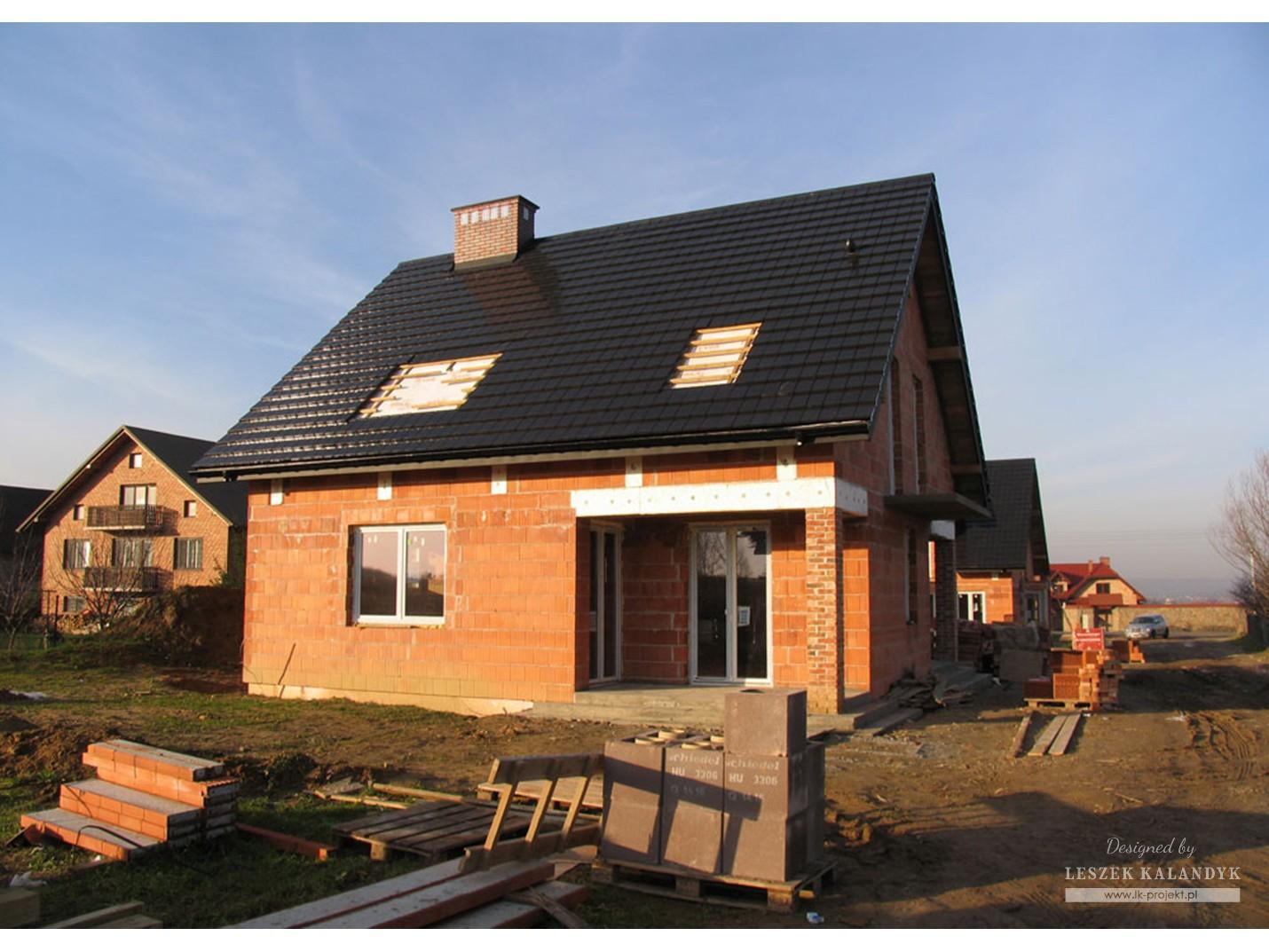 Projekt domu LK&234