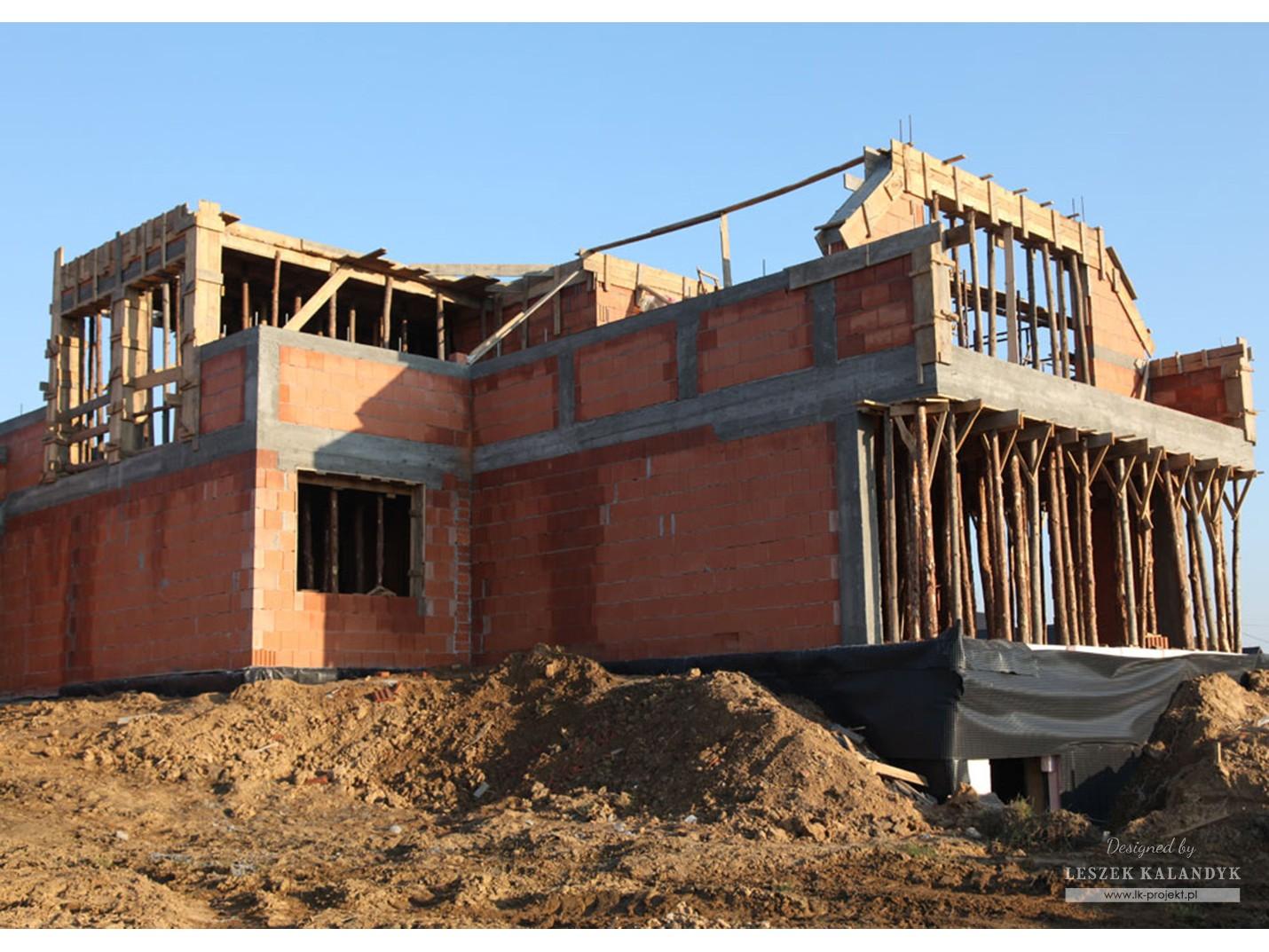 Projekt domu LK&874