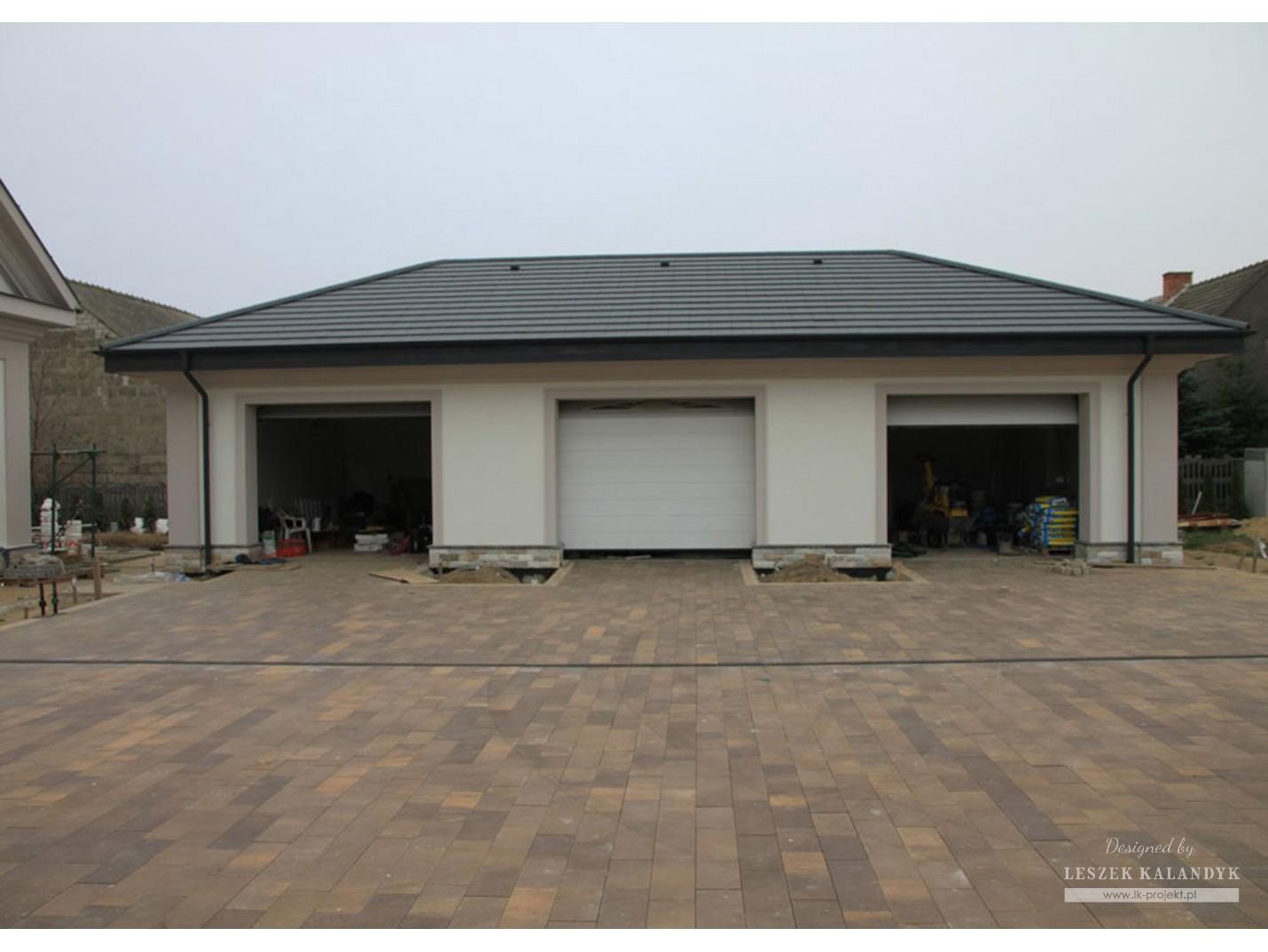 Projekt domu LK&557