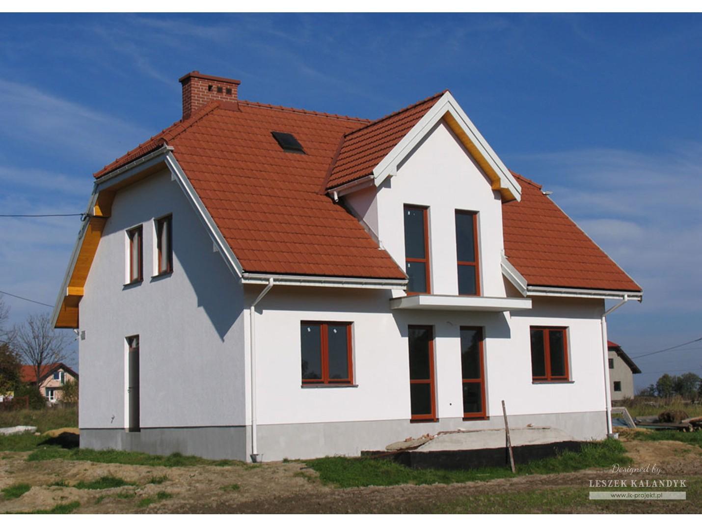 Projekt domu LK&69