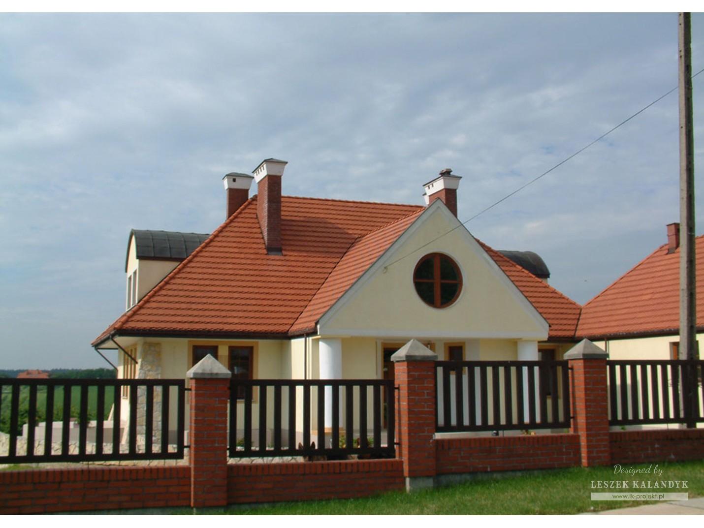Projekt domu LK&52