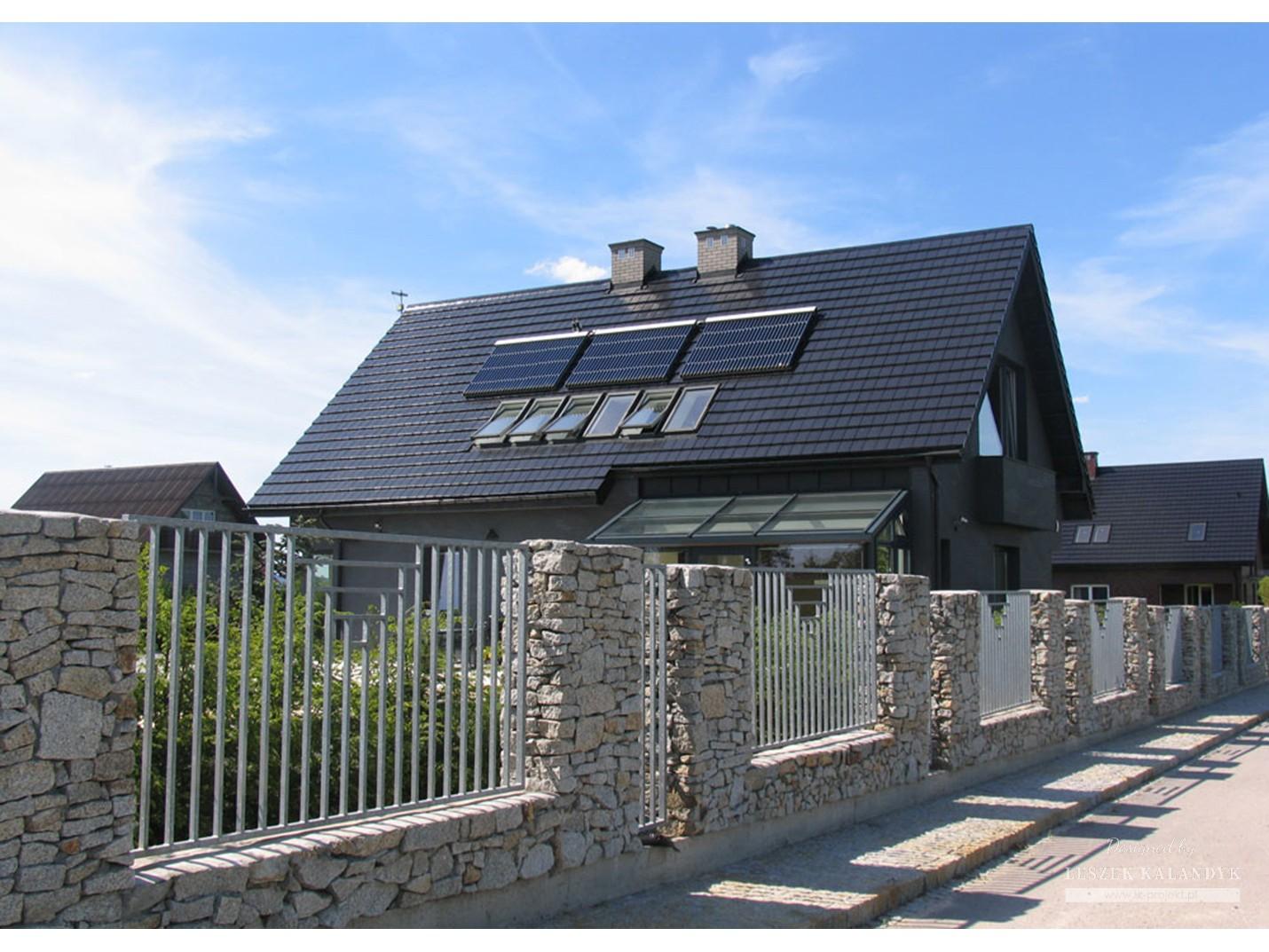 Projekt domu LK&38