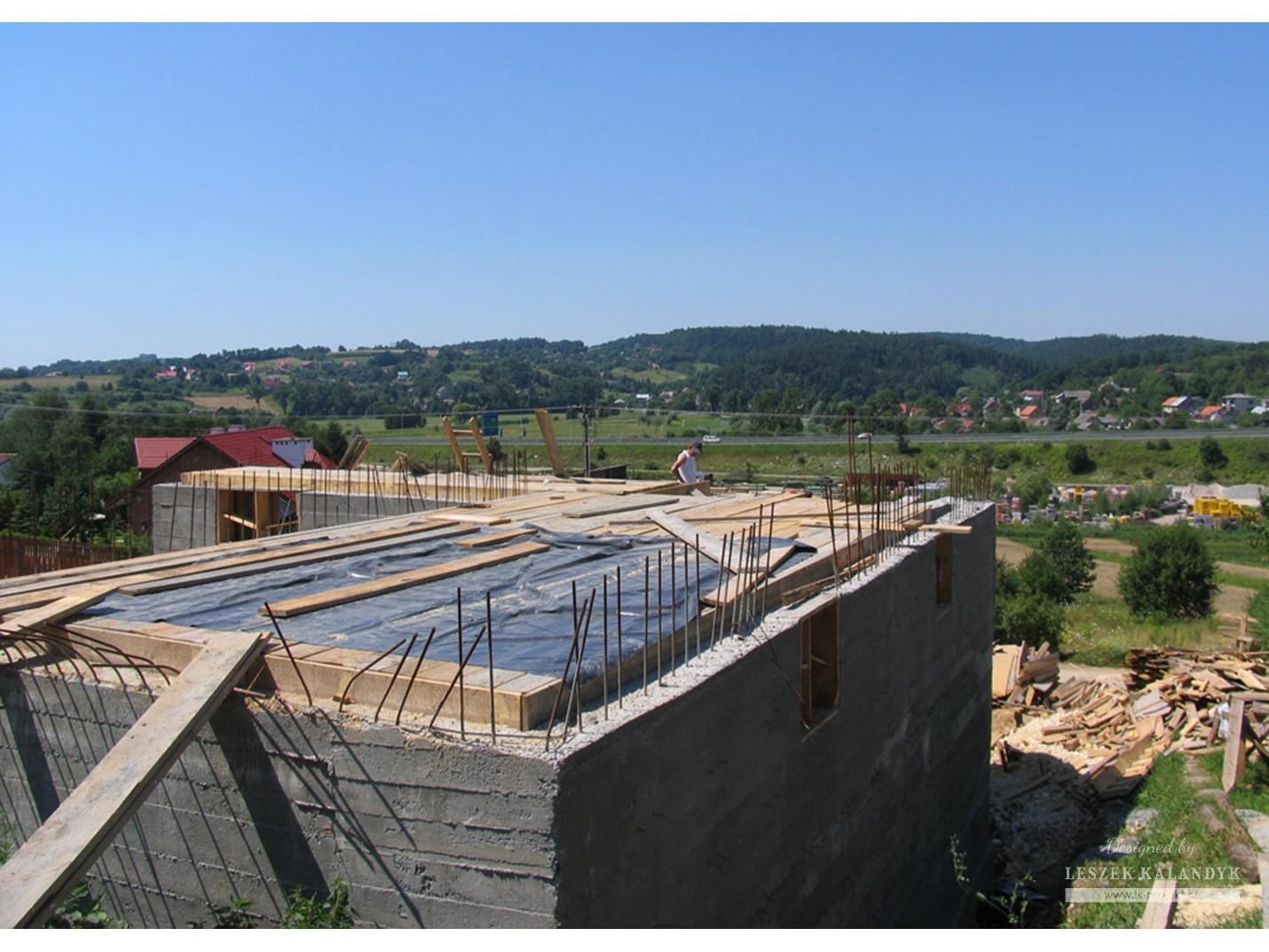 Projekt domu LK&34