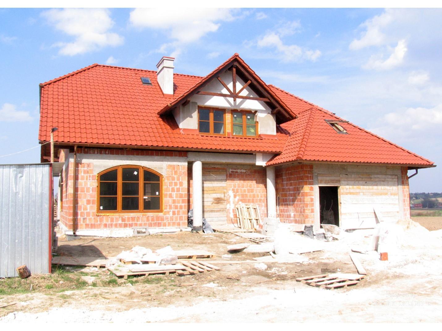 Projekt domu LK&30