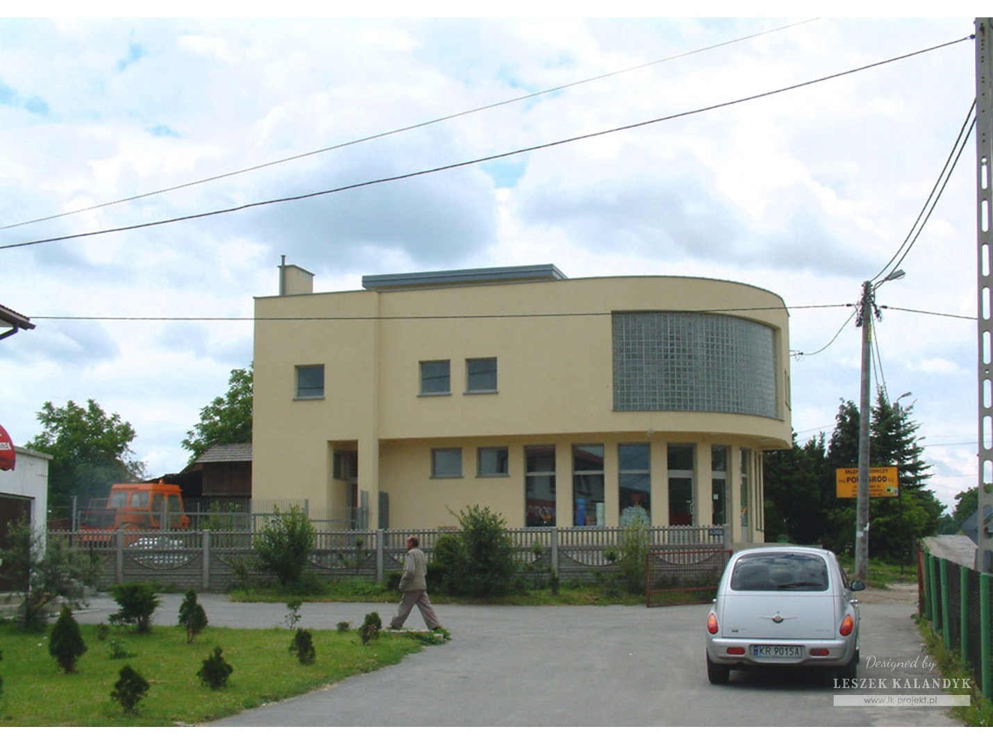 Projekt domu B13
