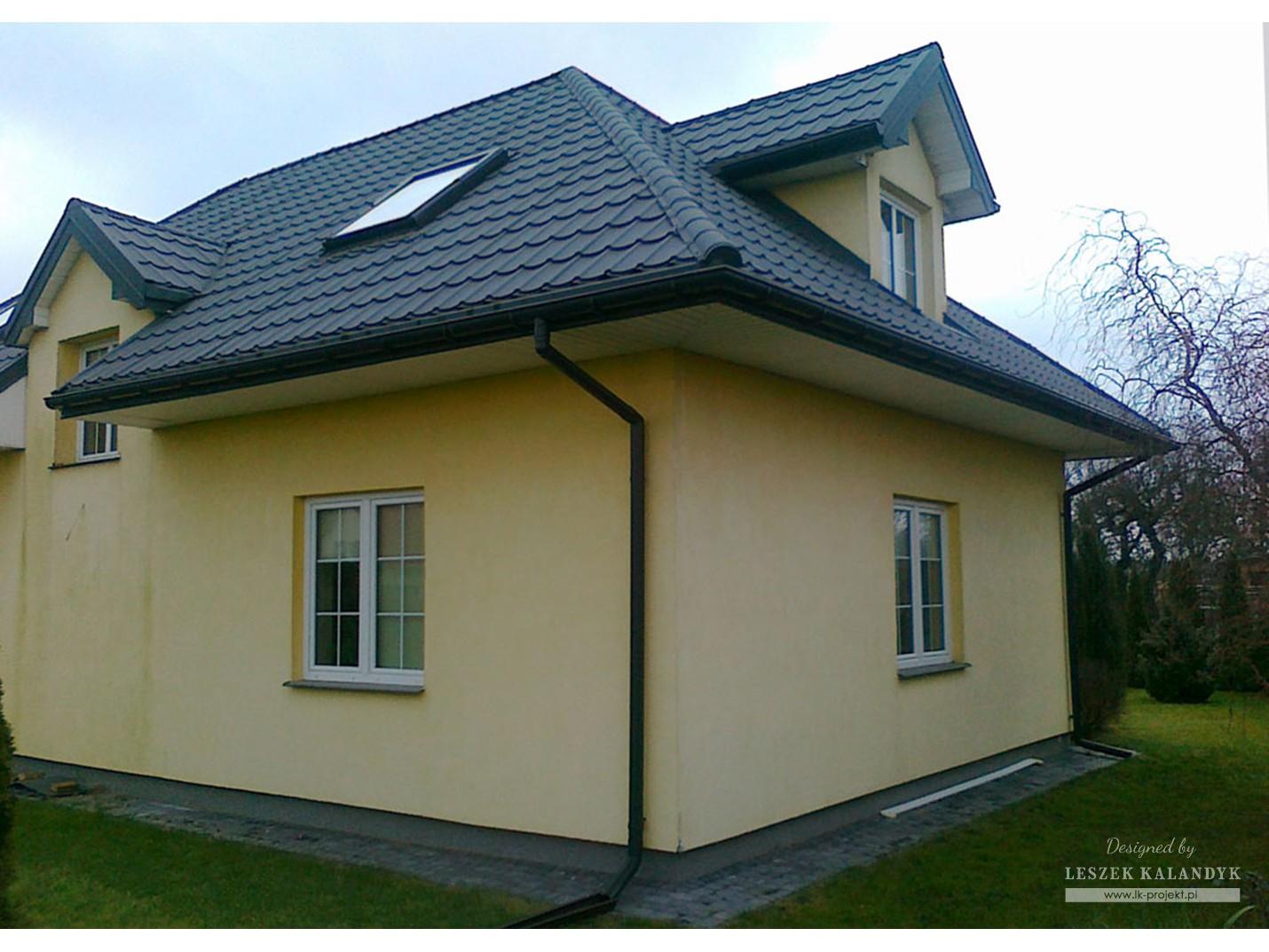 Projekt domu LK&276
