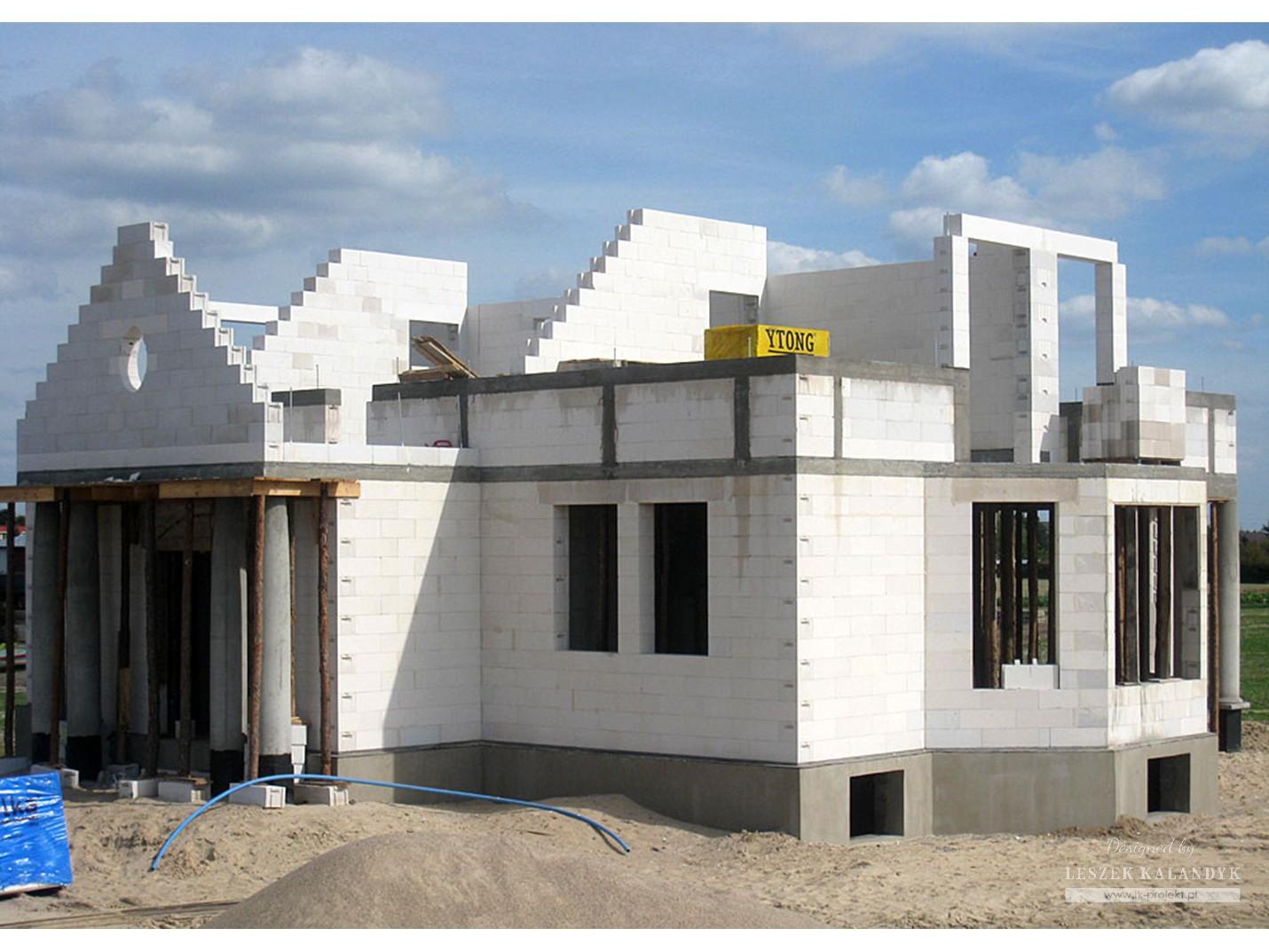 Projekt domu LK&159
