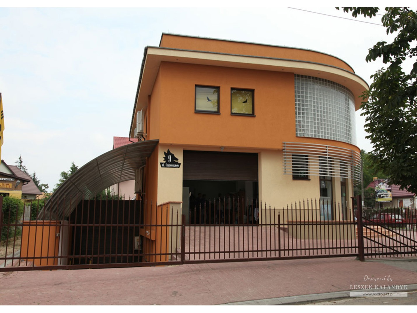 Projekt domu B28