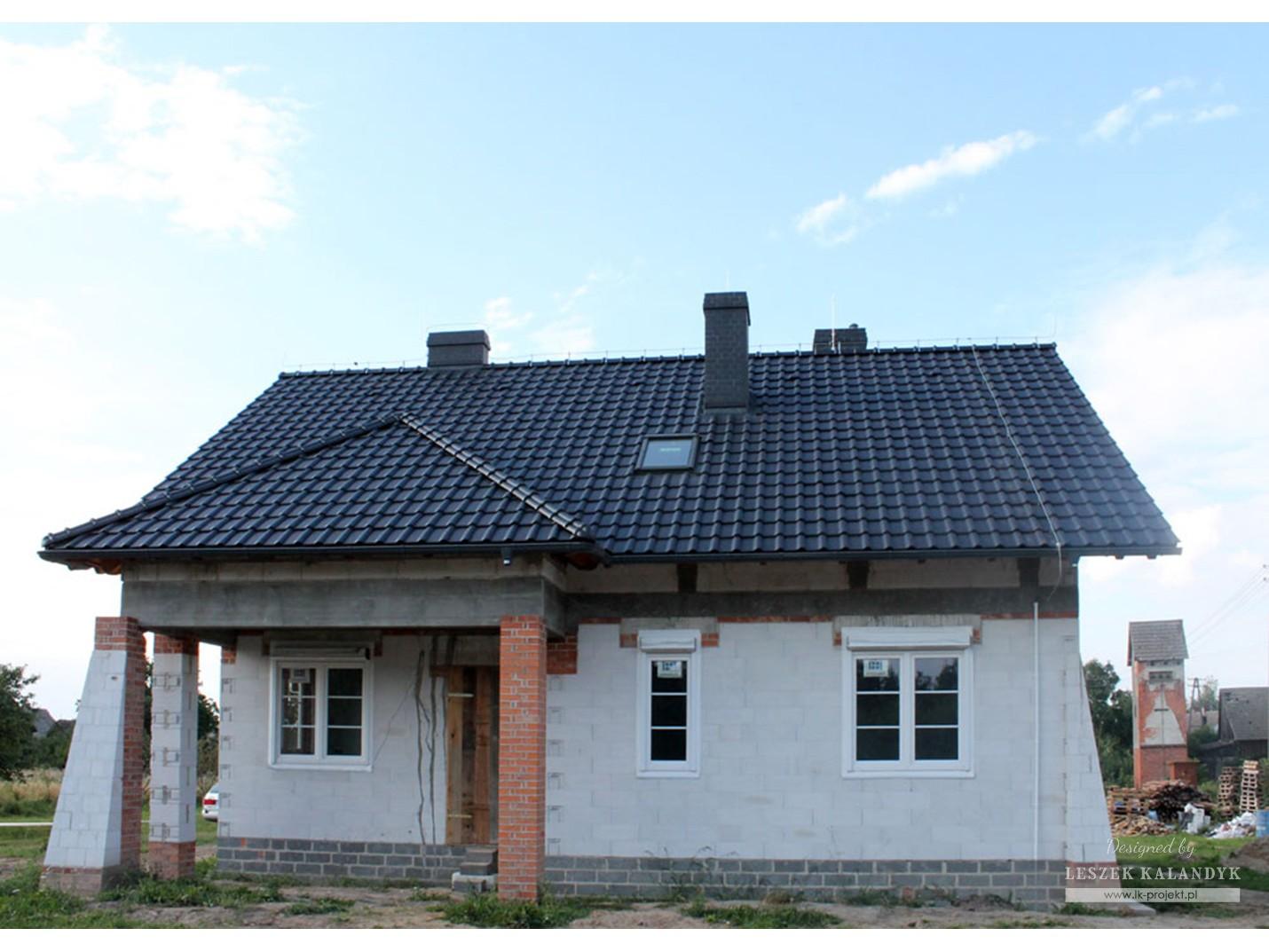 Projekt domu LK&48