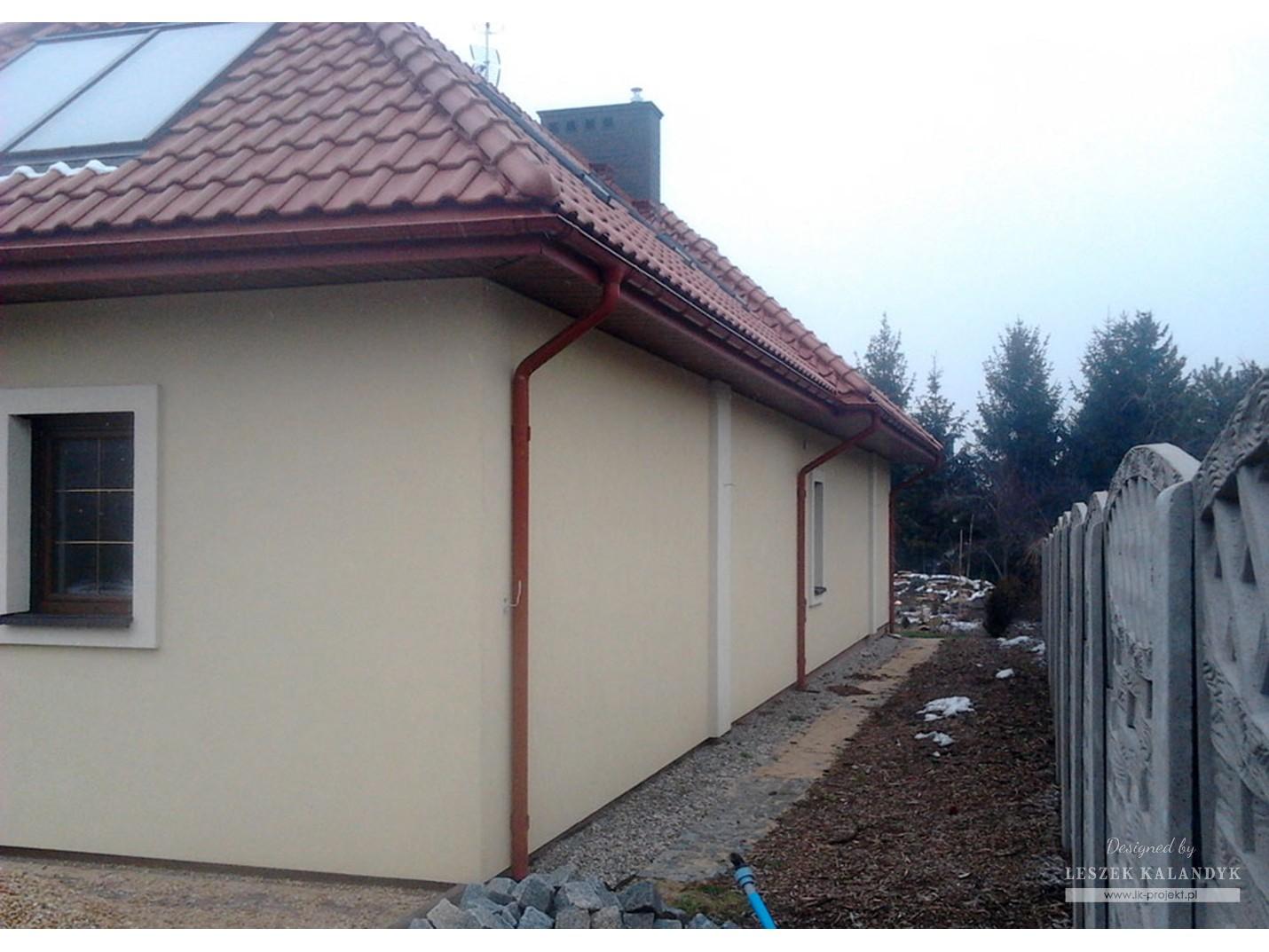 Projekt domu LK&478