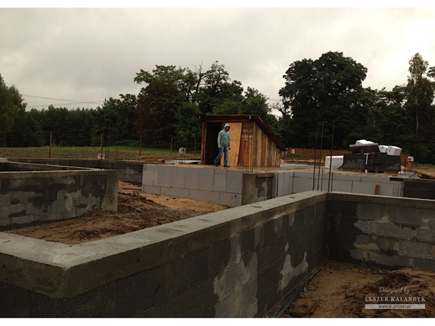 Projekt domu LK&1078