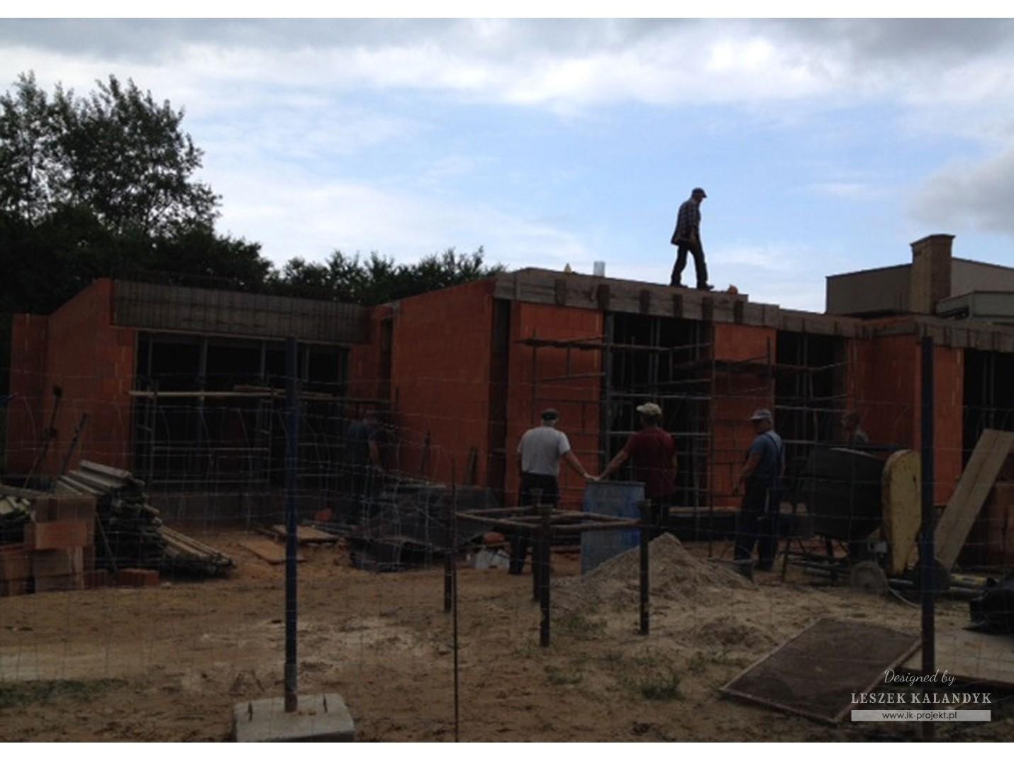 Projekt domu LK&1115