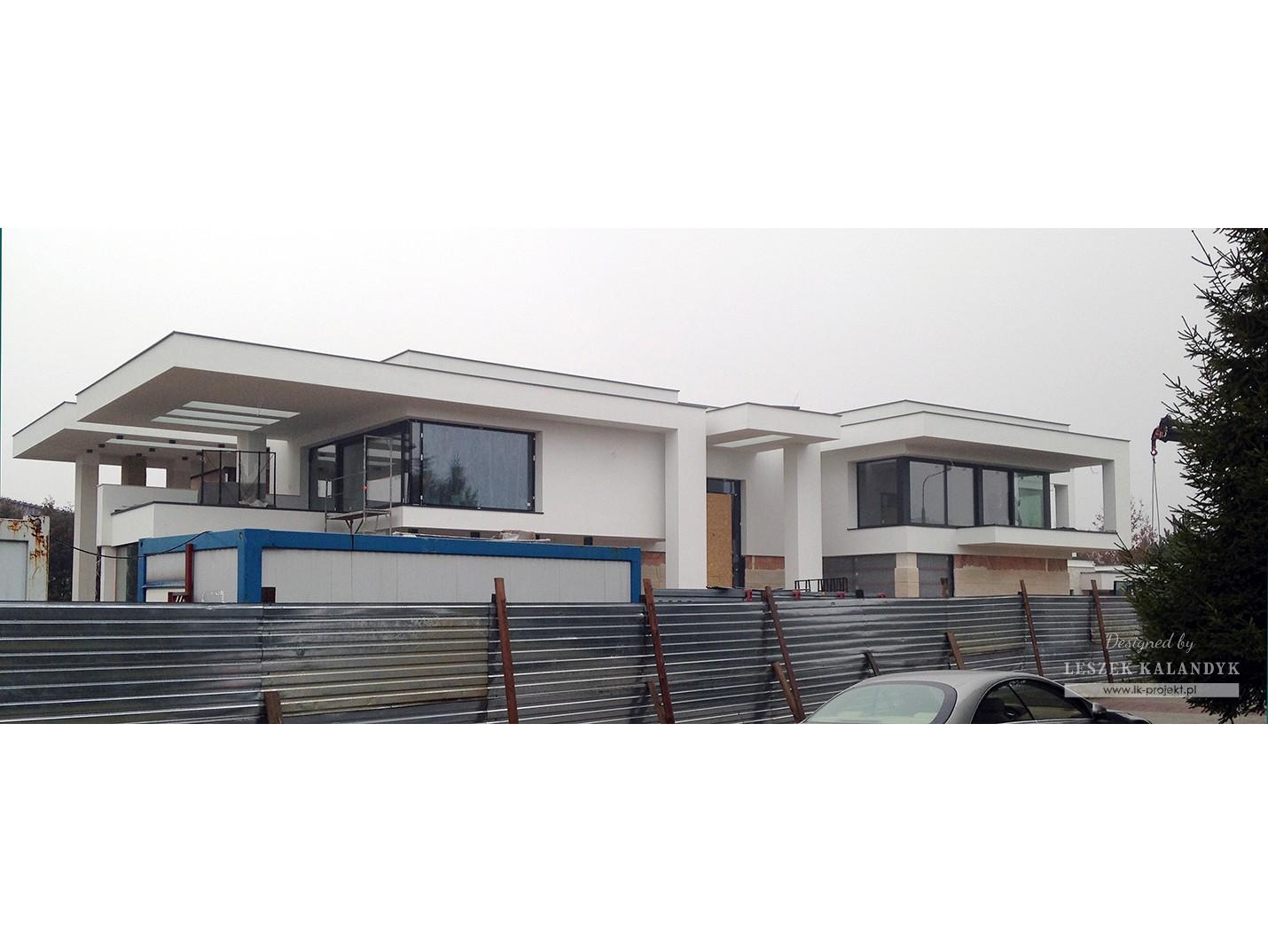 Projekt domu LK&1099