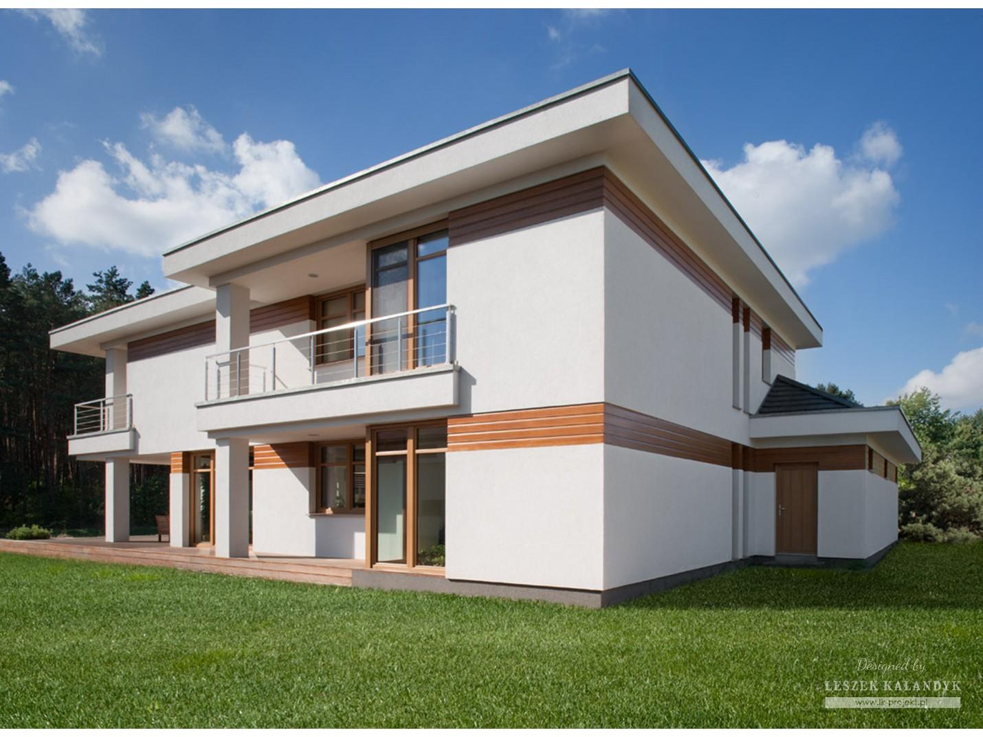Projekt domu LK&788