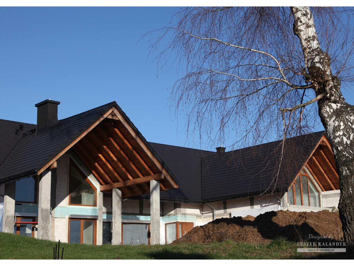 Projekt domu LK&1165