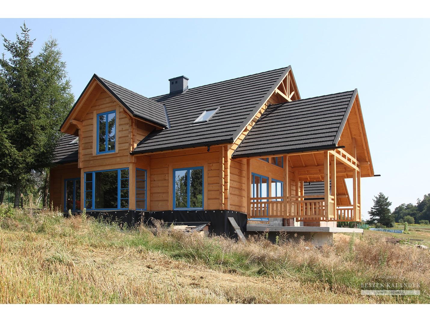 Projekt domu LK&1297