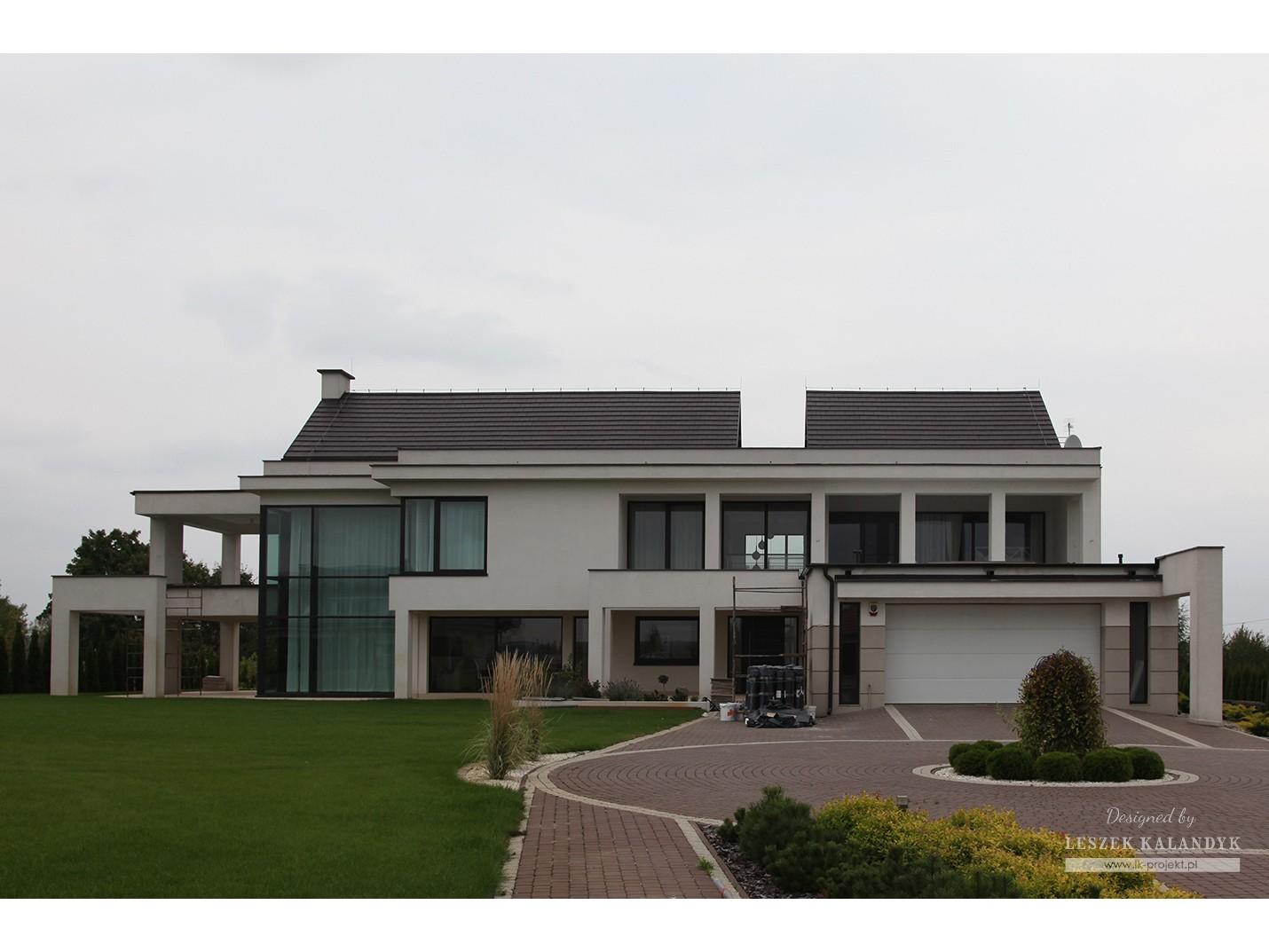 Projekt domu LK&745
