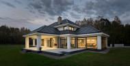 Projekt domu LK&1259