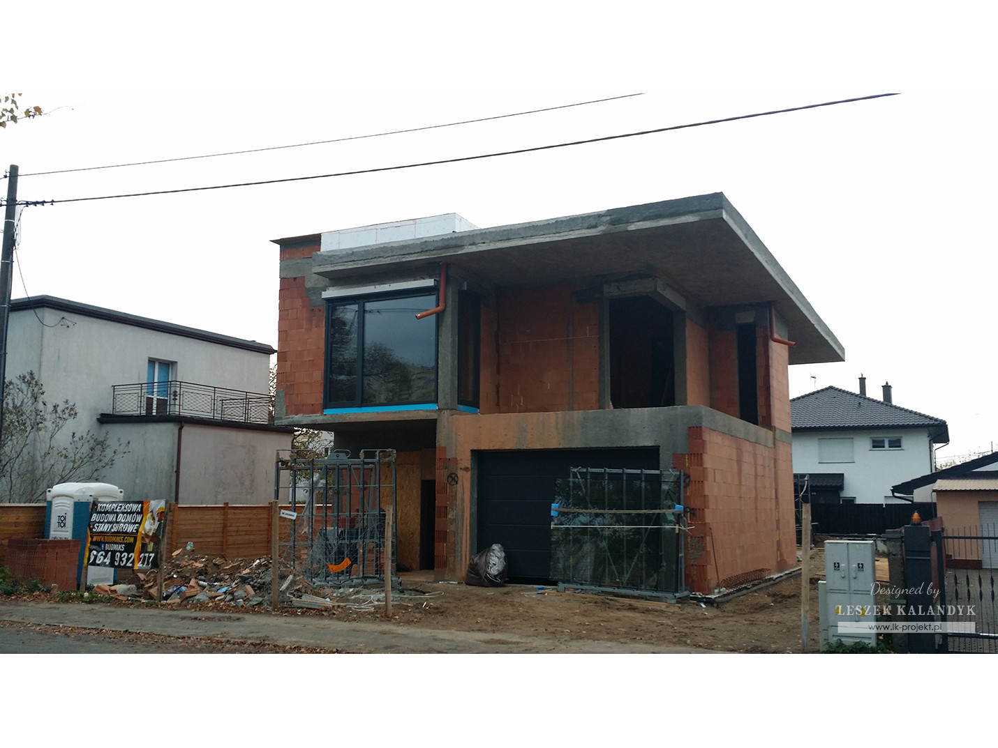 Projekt domu LK&1440