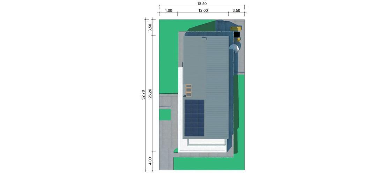 Projekt domu LK&1516