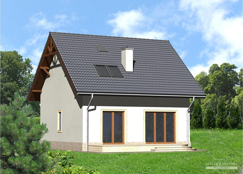 Projekt domu LK&831