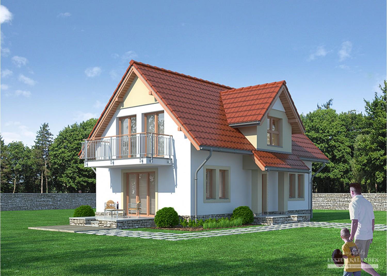 Projekt domu LK&812