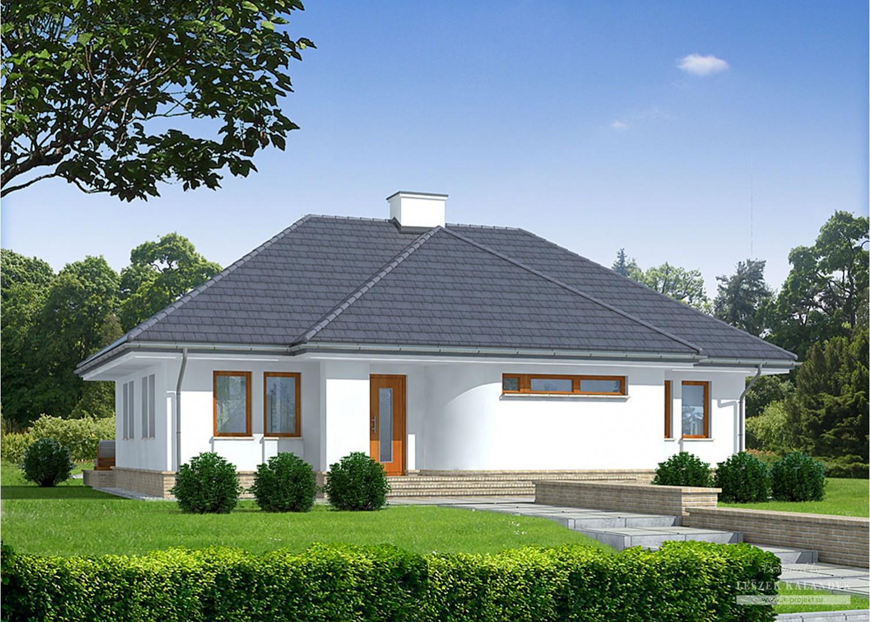 Projekt domu LK&810