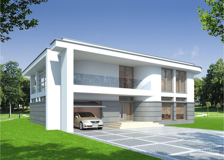 Projekt domu LK&800