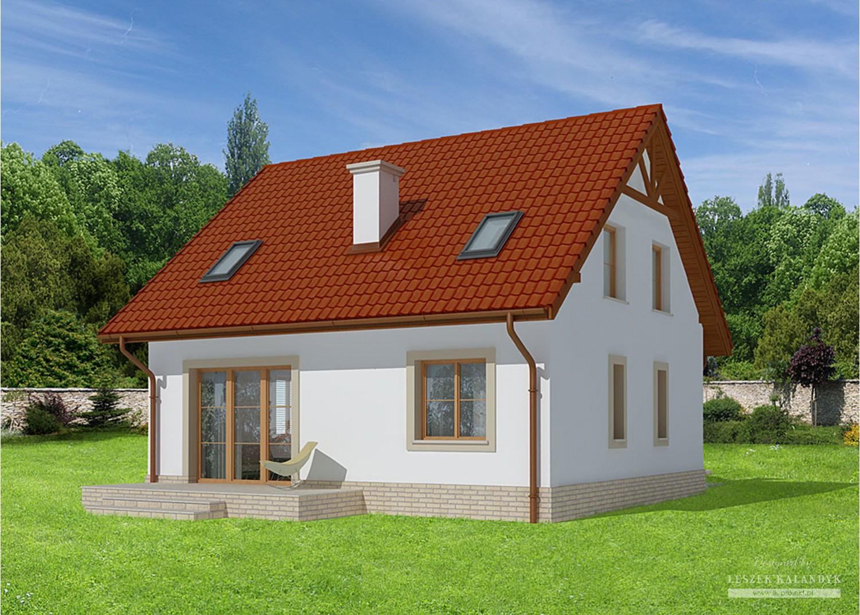 Projekt domu LK&779