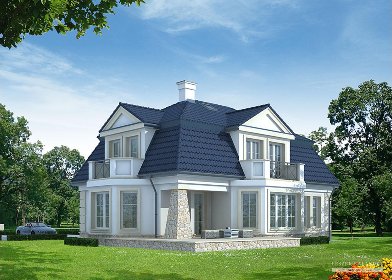 Projekt domu LK&869