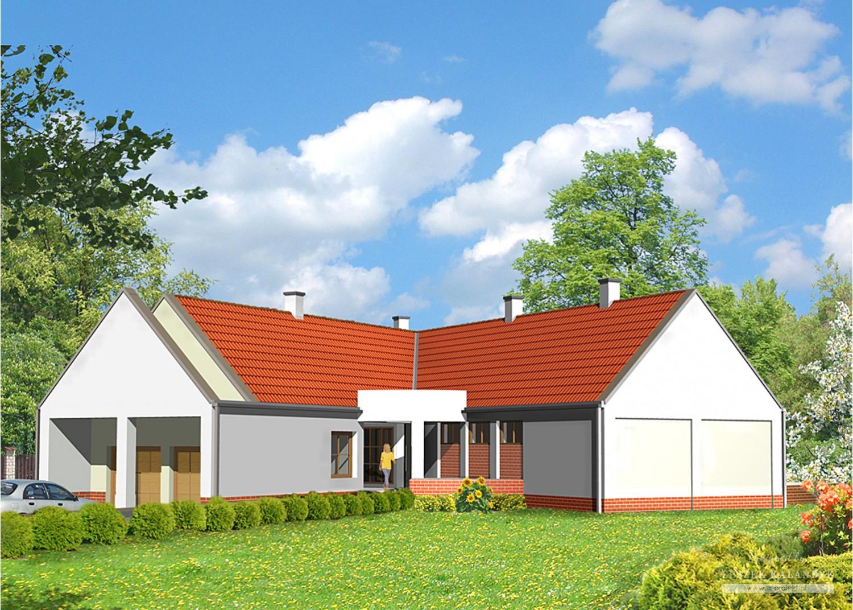 Projekt domu LK&486
