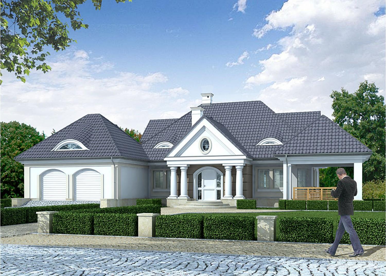 Projekt domu LK&880