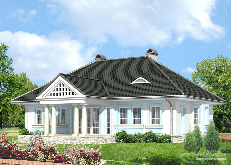 Projekt domu LK&341