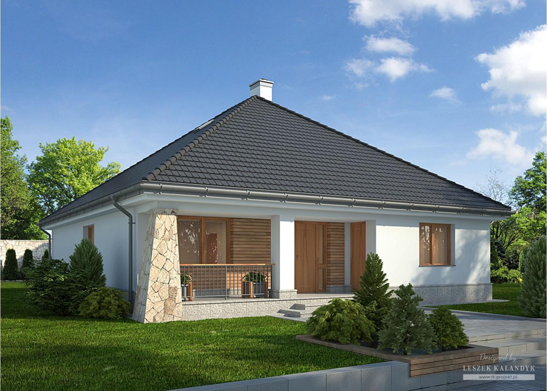 Projekt domu LK&876