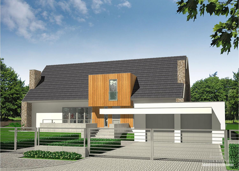 Projekt domu LK&905