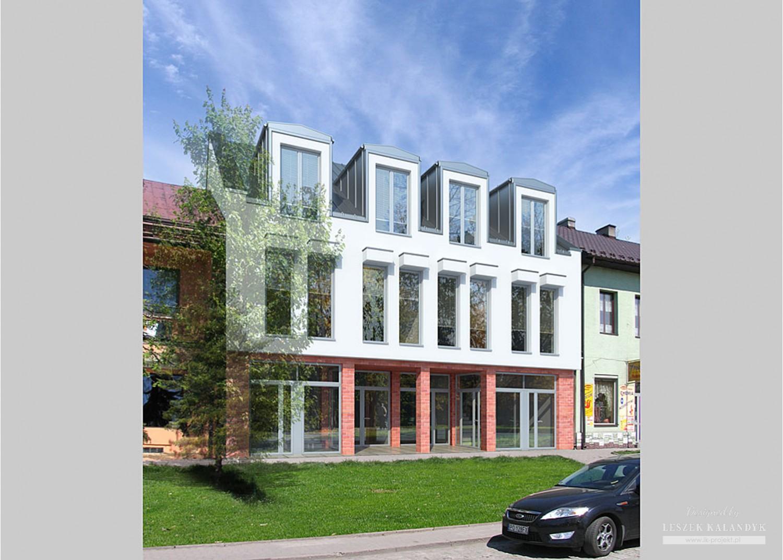 Projekt domu B42