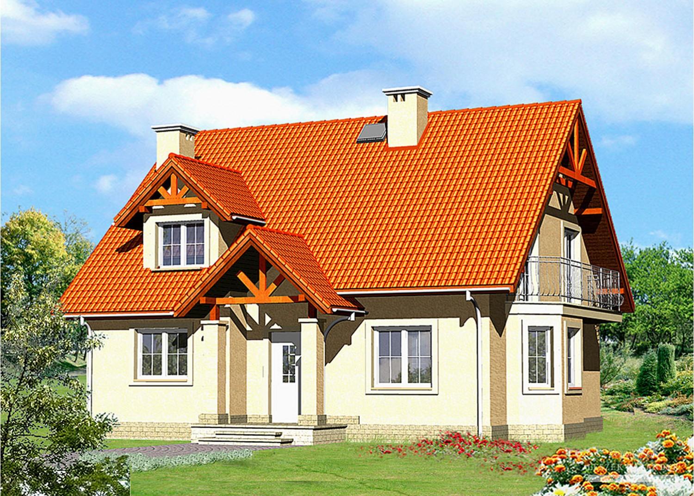 Projekt domu LK&62