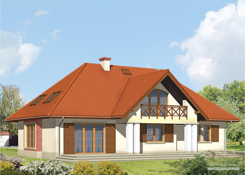 Projekt domu LK&31
