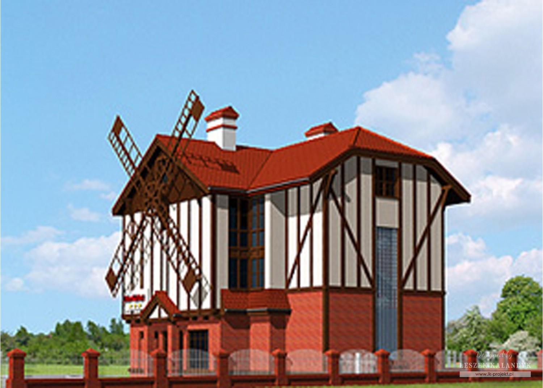 Projekt domu LK&12
