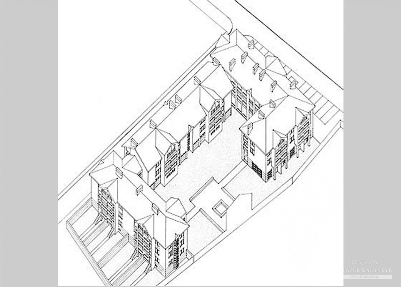 Projekt domu B44