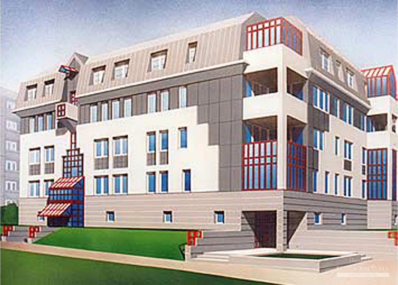 Projekt domu B40
