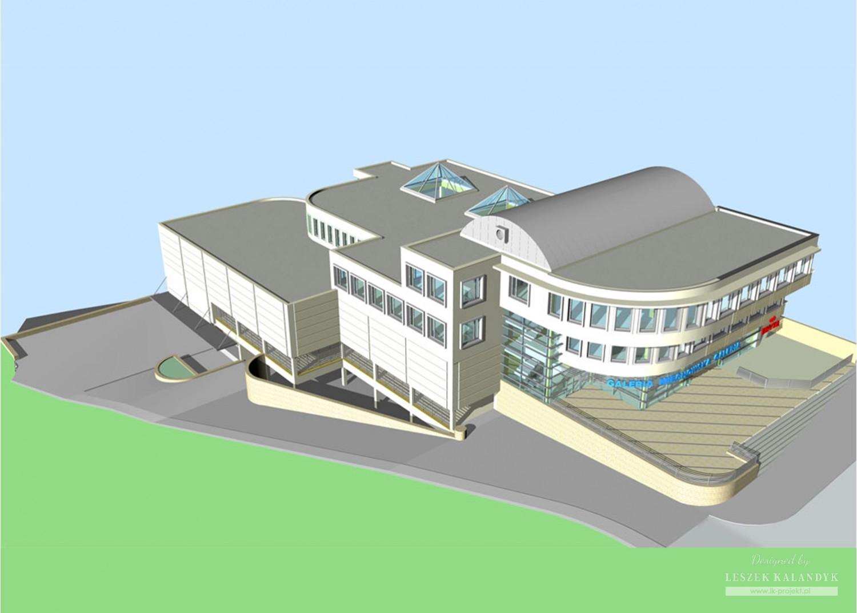Projekt domu B15