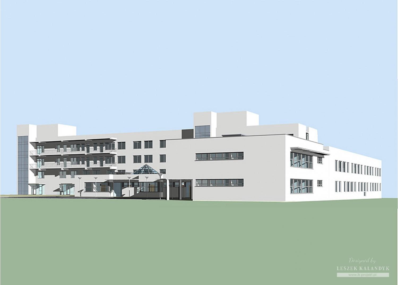 Projekt domu B8