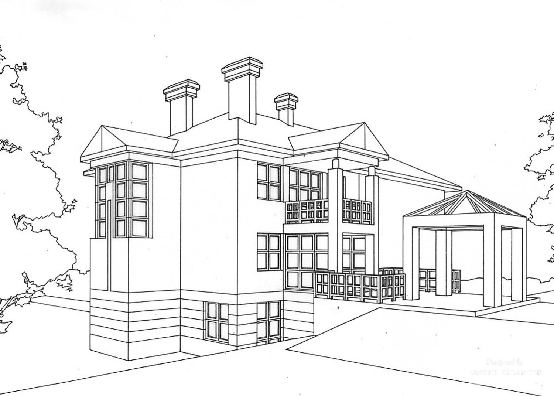 Projekt domu LK&622