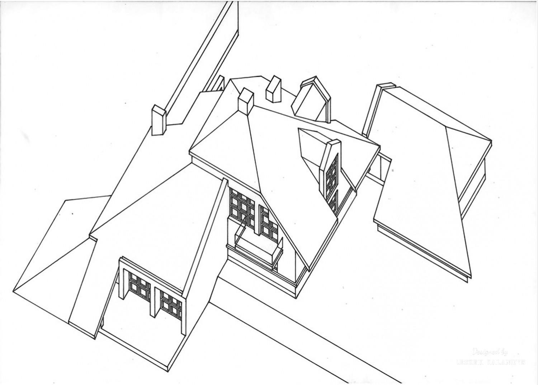Projekt domu LK&883