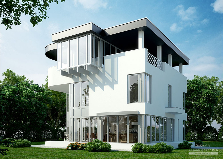 Projekt domu LK&919