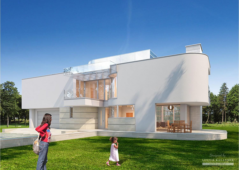 Projekt domu LK&901